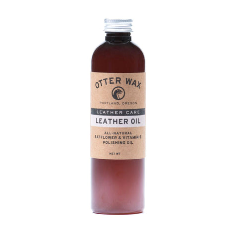 Leather Oil 5oz