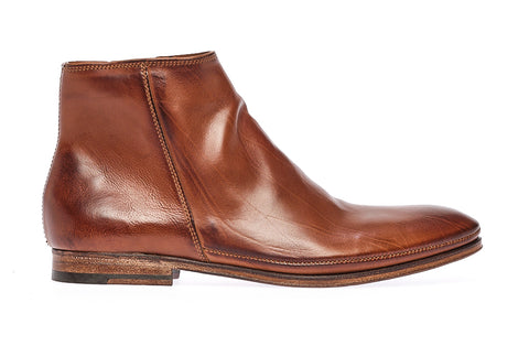 SACCHETTO L ZIP | Mid Brown 9