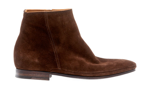 Sacchetto L Zip Boot | Ebano - ndc-made-by-hand