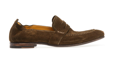 Sacchetto L Loafer Softy | Oliva - ndc-made-by-hand