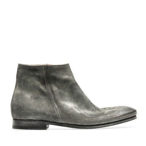 Sacchetto L Zip Boot | Stone