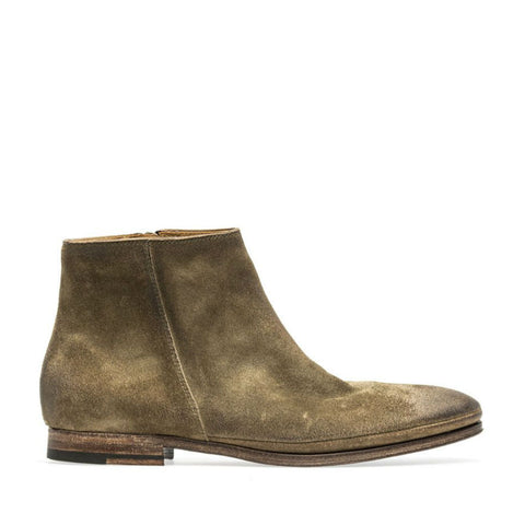 SACCHETTO L ZIP BOOT | Taupe