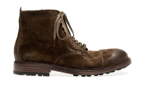 TIMBER LACE-UP BOOT | Oliva
