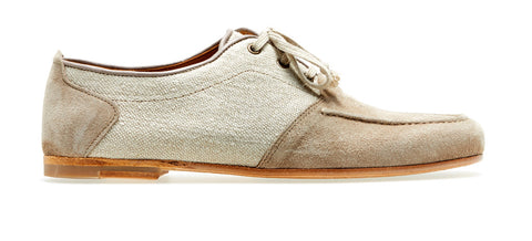 Carshoe Softy/Linen | Cocco/Lavado - ndc-made-by-hand