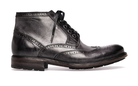 Country Chukka | Nero
