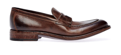 Crock  Saddle loafer | T-Moro - ndc-made-by-hand