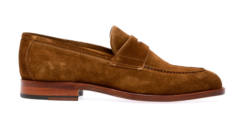 Crock Saddle Loafer | Sigaro - ndc-made-by-hand