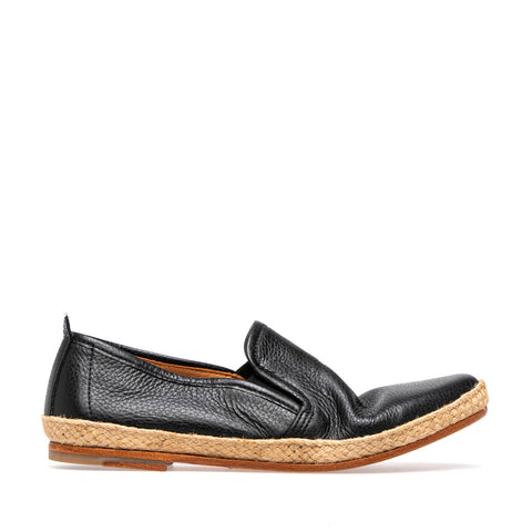 Pablo L Espadrille | Black - ndc-made-by-hand
