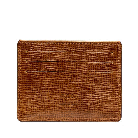 W20 Card Holder | Caramel