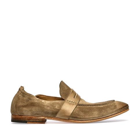 SACCHETTO LOAFER SADDLE | Antilop