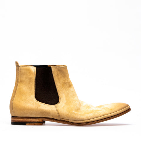Sacchetto Chelsea Boot | Ecru - ndc-made-by-hand