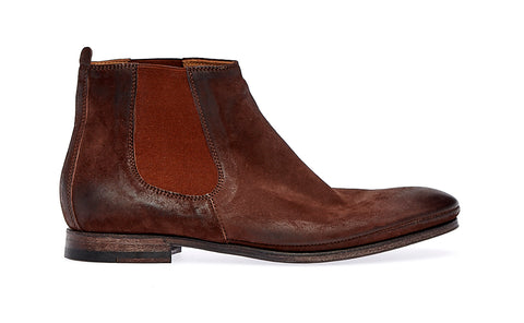 Sacchetto Chelsea Boot | T-Moro-Ebano - ndc-made-by-hand