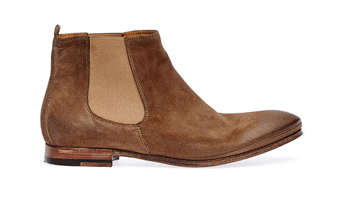 Sacchetto Chelsea Boot | Caprokid Smog - ndc-made-by-hand