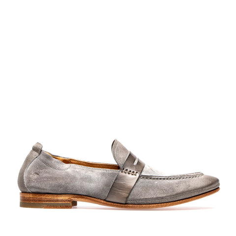 Sacchetto L Loafer Softy | Griggio - ndc-made-by-hand