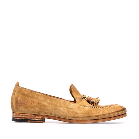SACCHETTO L TASSLE LOAFER | Sughero - ndc-made-by-hand