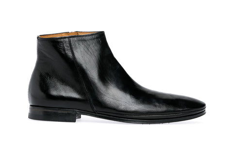 Sacchetto Zip Boot Diver IV | Nero - ndc-made-by-hand
