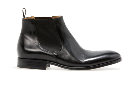 Someone Chelsea Boot Diver IV | Nero - ndc-made-by-hand
