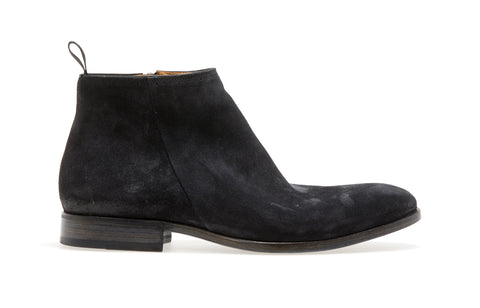 Someone Zip Softy Boot | Offblack
