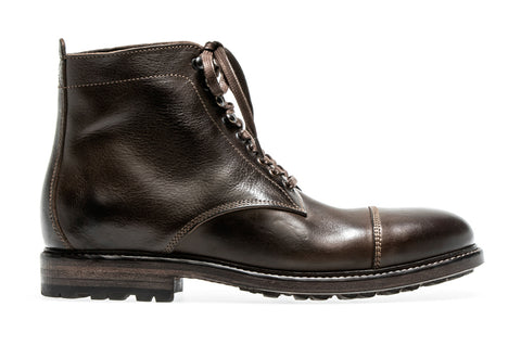 Timber Lace up boot | T-Moro - ndc-made-by-hand