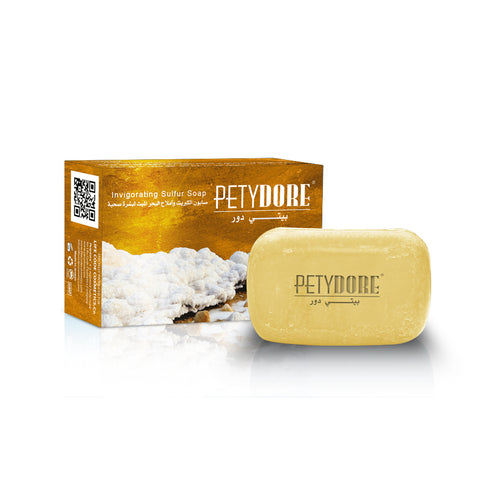 Petydore Invigorating Sulfur Soap