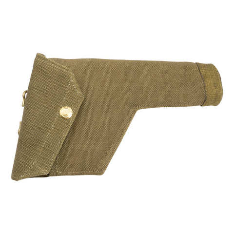MKVI Canvas Holster Closed
