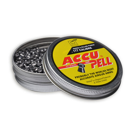 Accupell 177 Open Tin