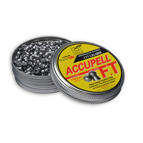 Accupell FT 177 Open Tin
