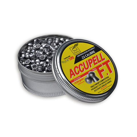 Accupell FT 22 Open Tin