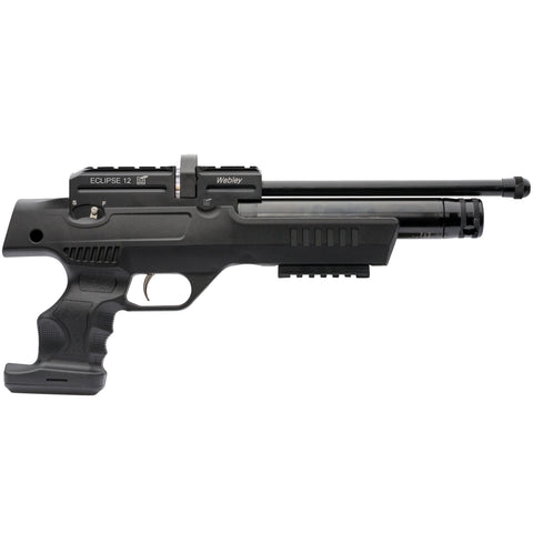 ECLIPSE PCP Air Pistol Side