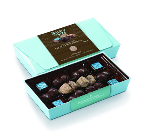Taste of The Sea Assorted Chocolate box