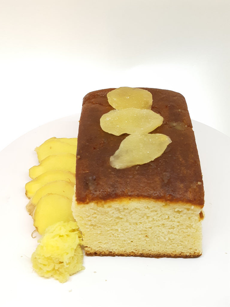 Cake au citron/Lemon cake