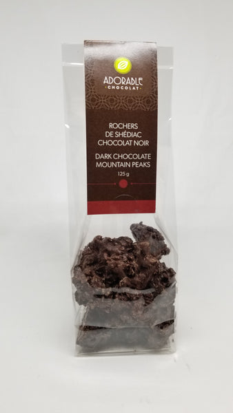 Rocher Mountain Peaks / Dark Chocolate