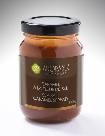 Caramel Spread /  Sea Salt