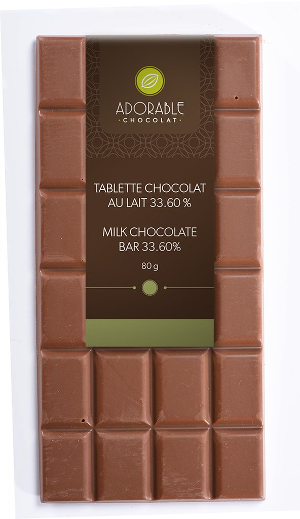 Chocolate Bar / Adorable Milk