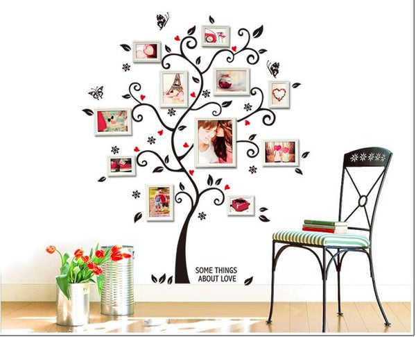 3D DIY Photo Tree Wall Decal - LIMITED EDITION