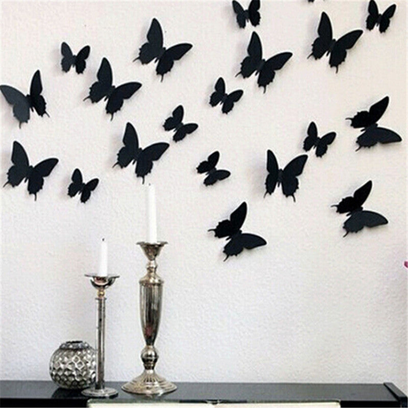 3D DIY Butterfly Wall Decals   EXTREMELY LIMITED ...