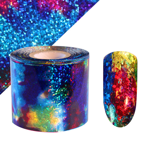 Starry Sky Nail Foil Roll
