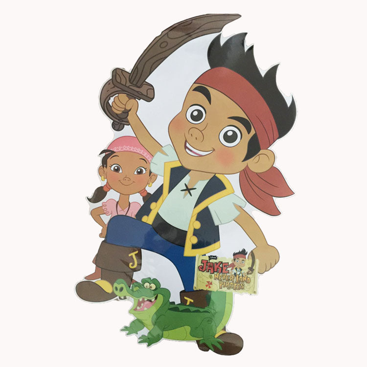 Jake And The Never Land Pirates Wall Decal