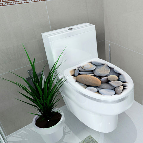 Amazing Toilet Lid Decals - LIMITED EDITION