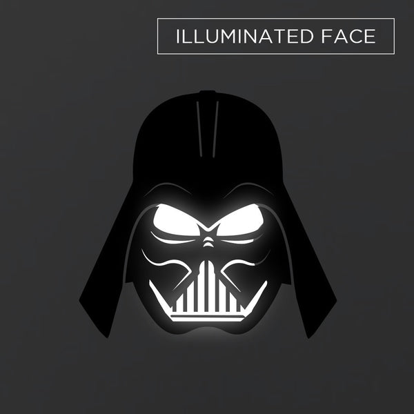 Sweet Vader Head MacBook Decal