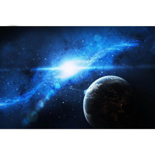 Custom Space Art Wall Decals