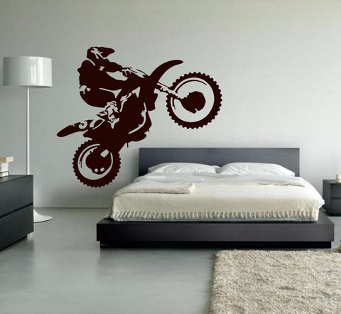 Motocross Dirt Bike Wall Decor - LIMITED EDITION
