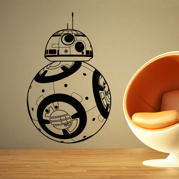 Cool Droid DIY 3D Wall Decal - EXTREMELY LIMITED