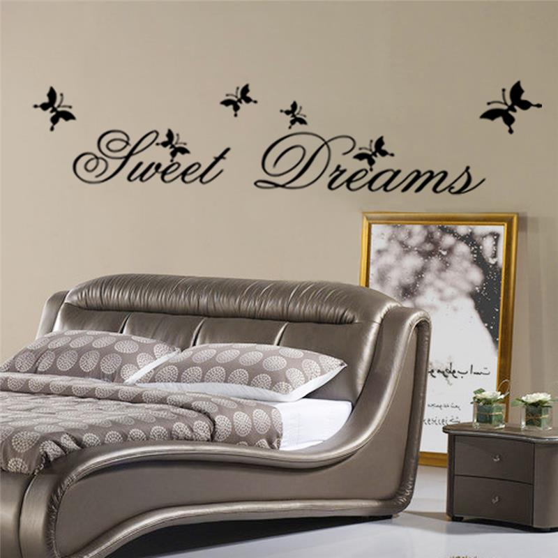 sweet dreams quote decal the decal house