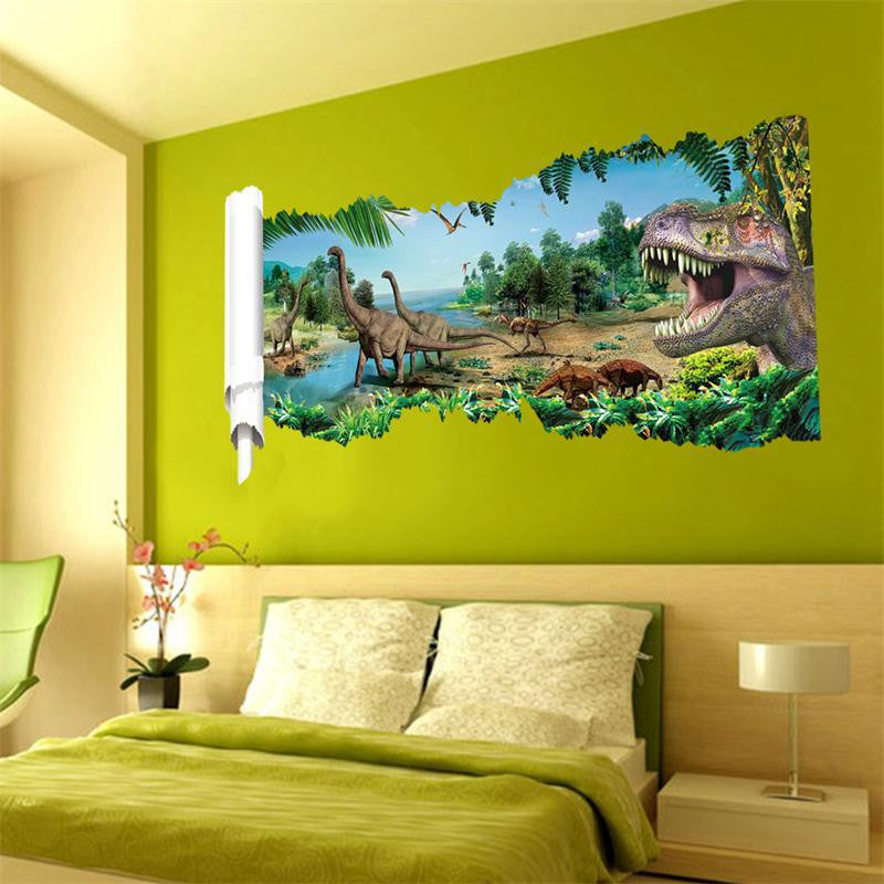 ... 3D DINOSAUR WALL DECAL U2013 EXTREMELY LIMITED ...