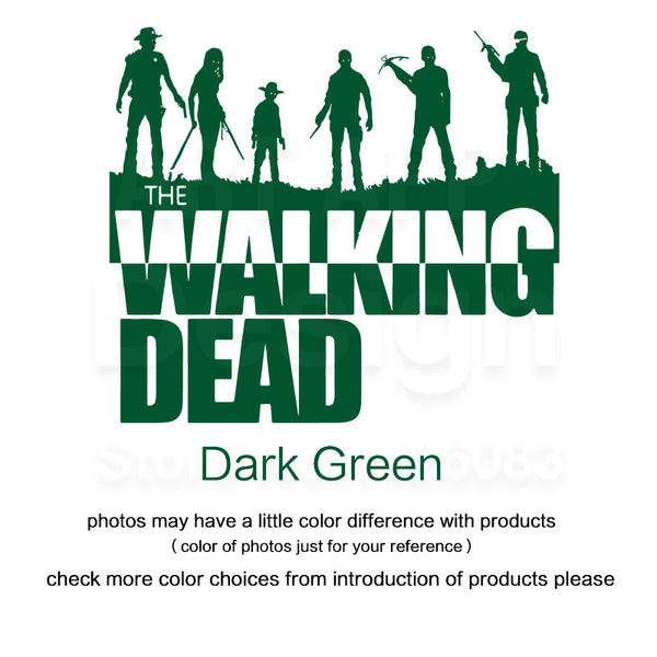 Walking Dead Wall Decal – Limited Edition