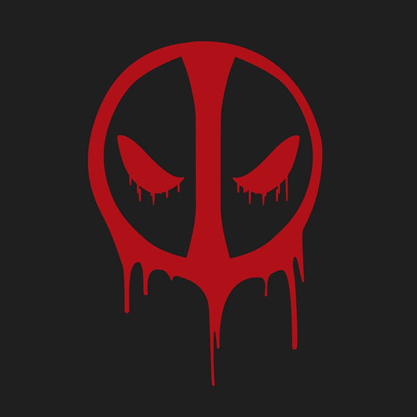 Hot Deadpool Car Decal - Very Limited!