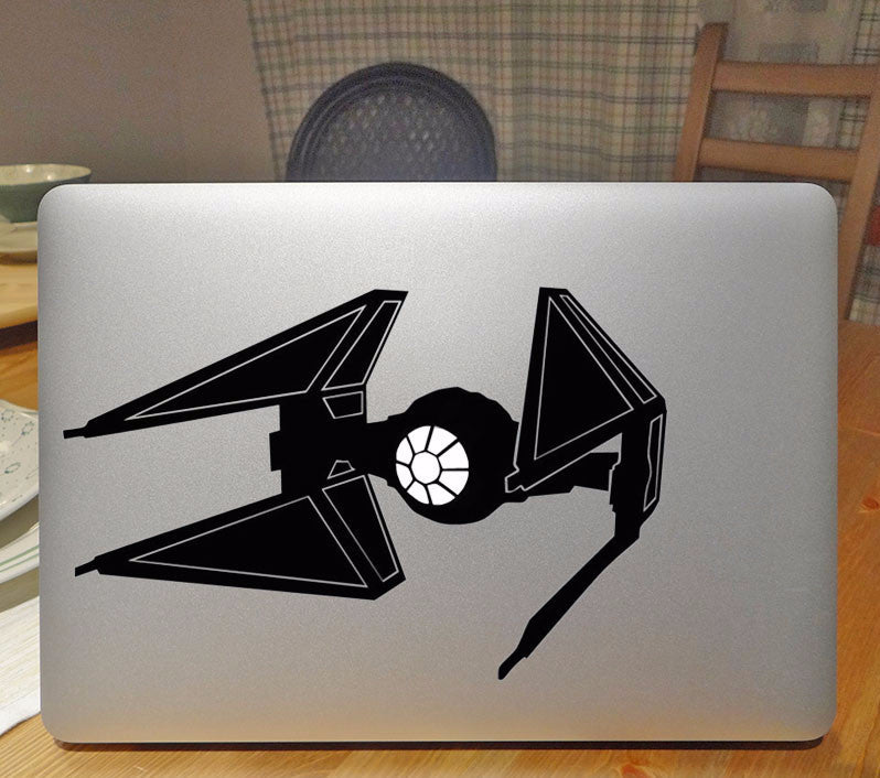 Tie Fighter MacBook Cover Decal - LIMITED Edition