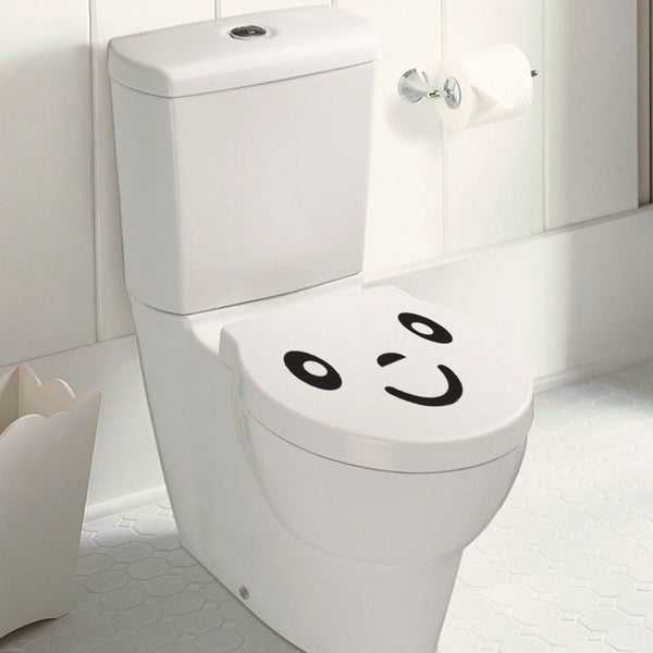 Fun Bathroom Toilet Decals - SPECIAL OFFER!