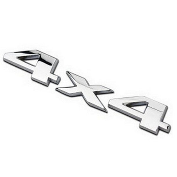 4x4 Four Wheel Drive Emblem Decal